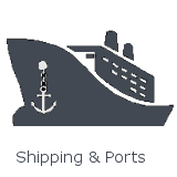 Shipping and Ports