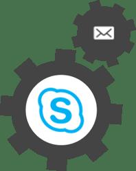 SkypeForBusinessEmailIntegration
