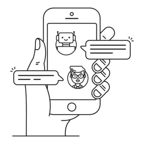 Chatbots for Persistent Chat