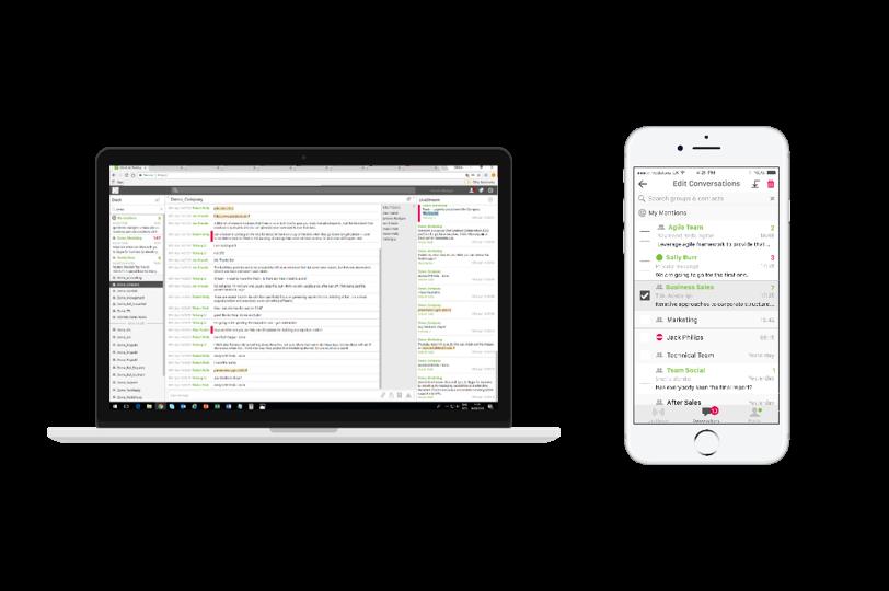 MindLink Desktop and MindLink Mobile