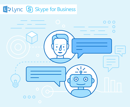 Skype for Business Chatbots - Build, Manage, Custom, Ready-made & Professional Services